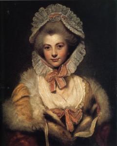 Lavinia, Countess Spencer by Joshua Reynolds Artist. Joshua Reynolds.