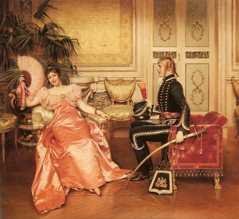 Soulacroix Frederic Flirtation