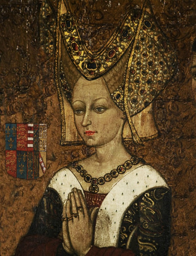 Margaret of Anjou, wife of Henry VI and Queen of England