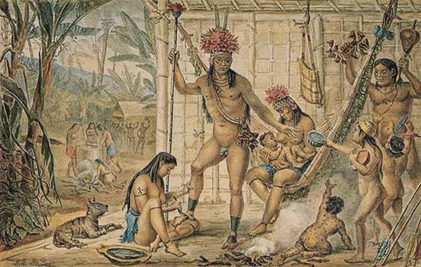 Native american sex slaves 9