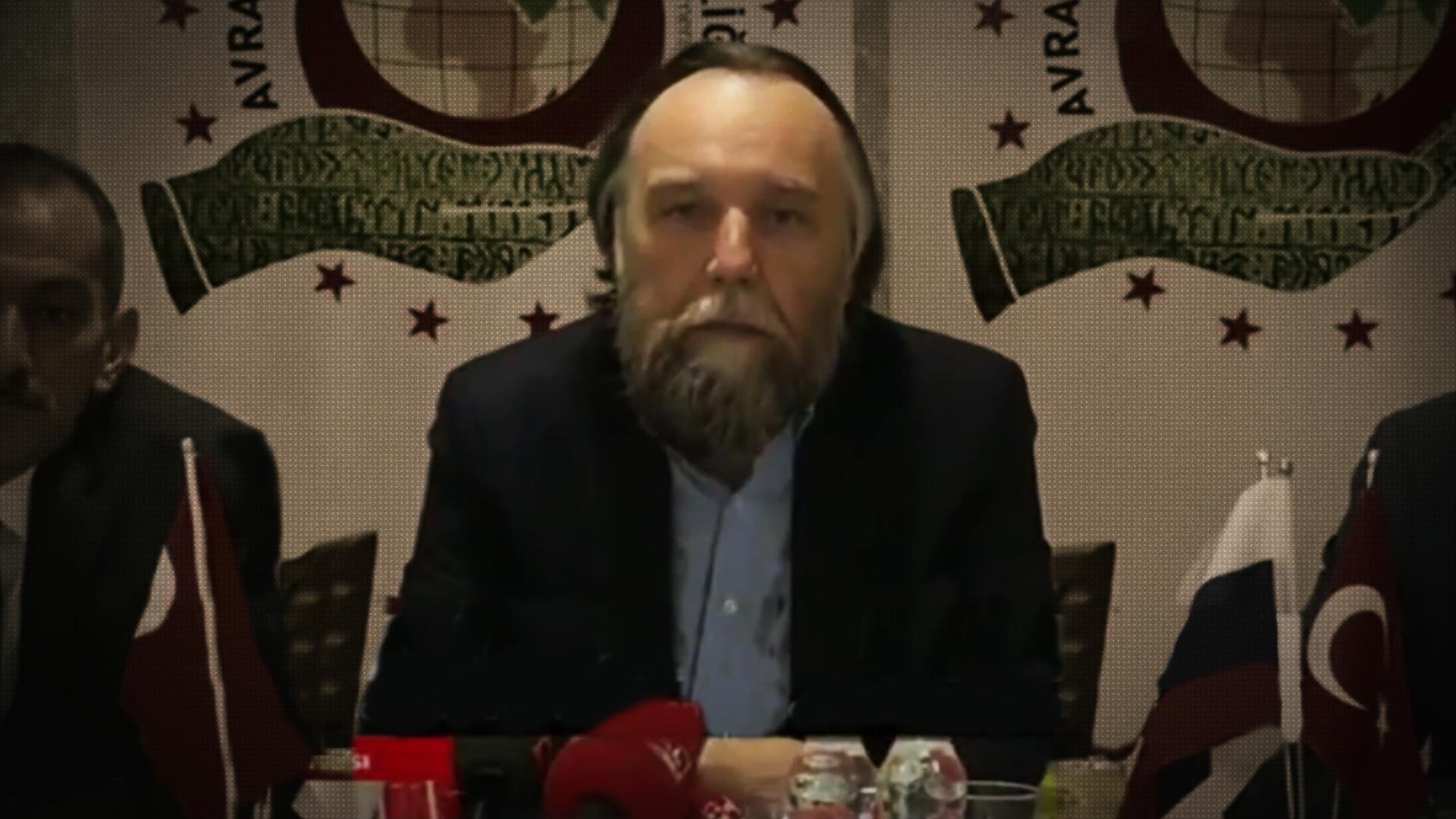 М. Дугин  в Анкаре дает пресс-конференцию 15 июля 2016 г.