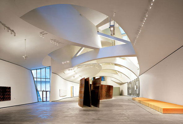 guggenheim bilbao interior by cool wallpapers (2)