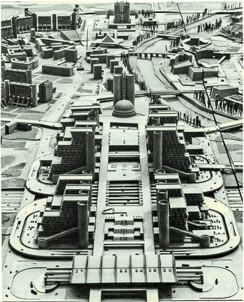 skopje-city-plan-model