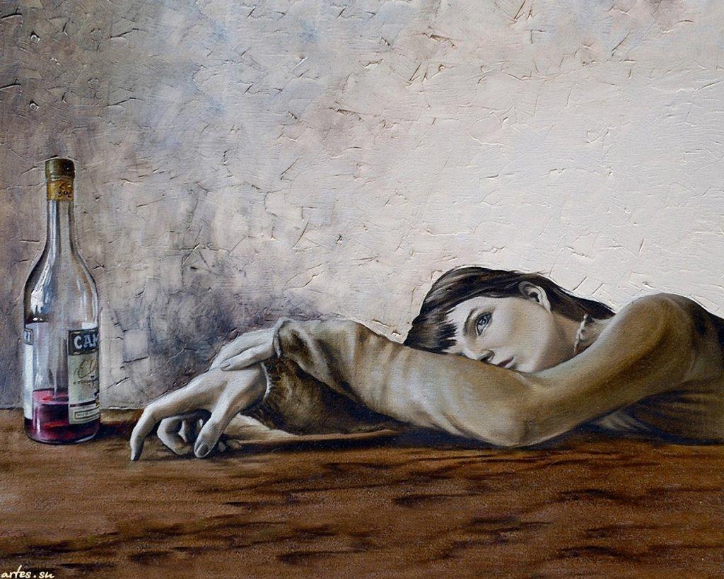 отчаяние в картинах художников гражданам необходимых
