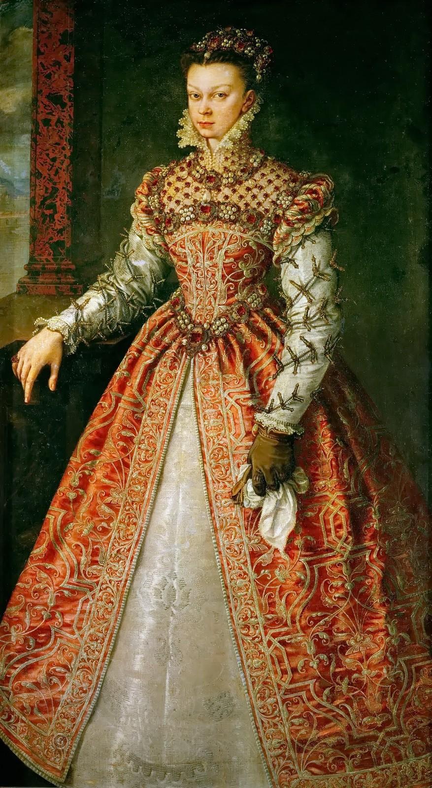 women in the 16 17 century