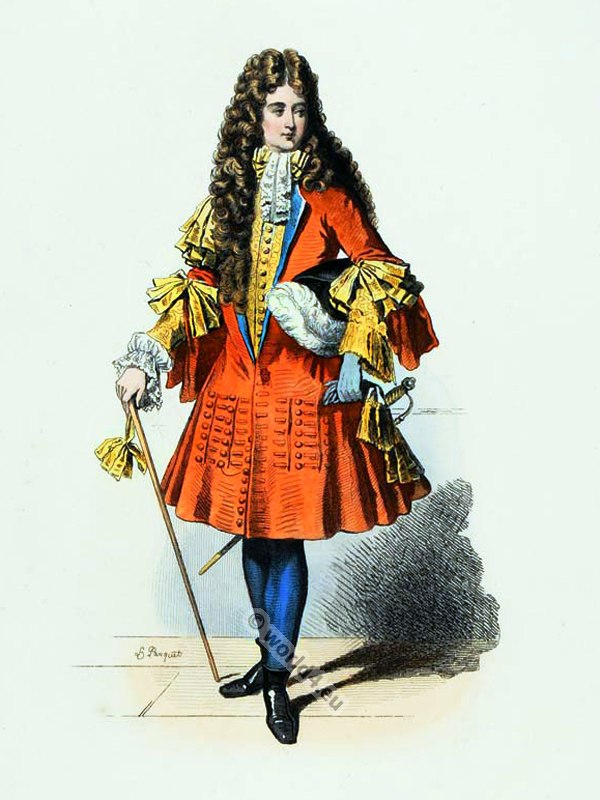 an analysis of the characteristics of the french king louis fourteenth