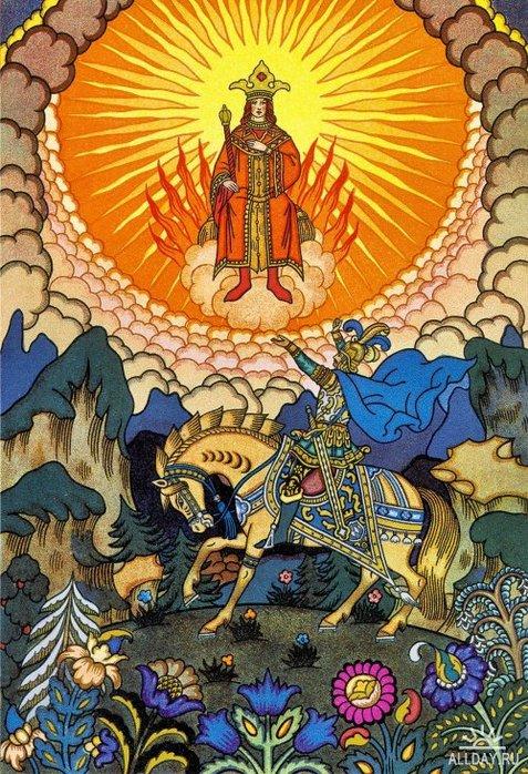 BORIS ZVORYKINE (1872-1942(?)) Skazka-o-myortvoj-tsarevne1