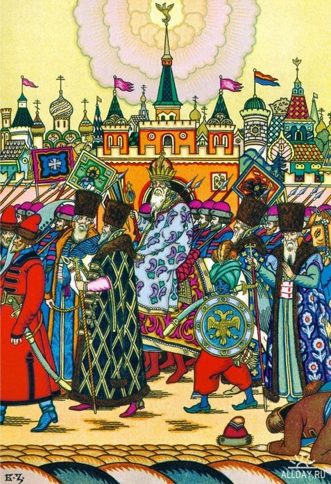BORIS ZVORYKINE (1872-1942(?)) Skazka-o-zolotom-petushke1