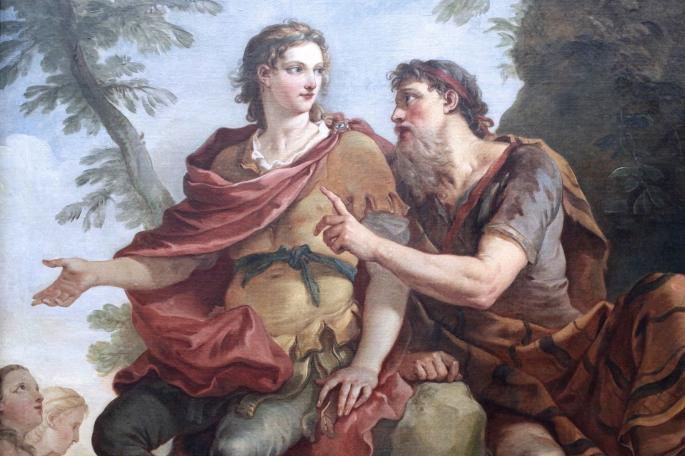 analysis of telemachus in odyssey