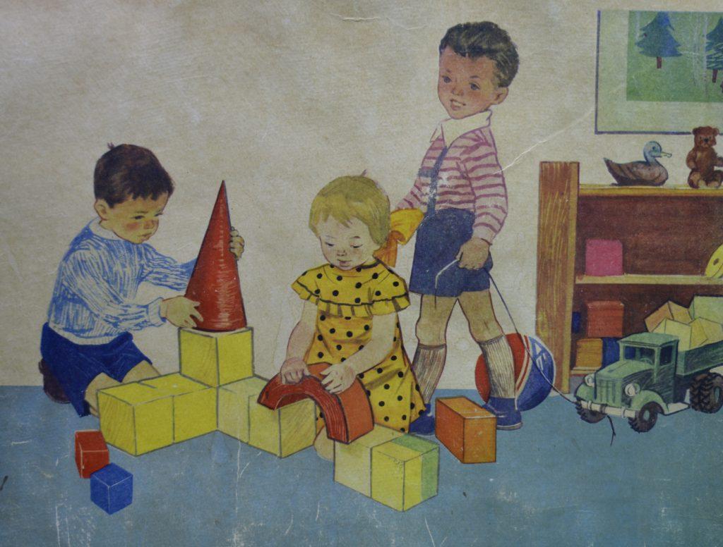 сюжетные картинки для раннего возраста как русалки